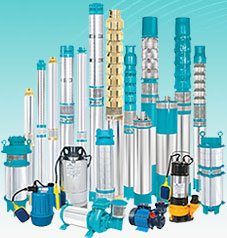 Submersible Pumps | Openwell Pumps | Borewell Submersible Pumps | Monoblock Pumps | V3 Submersible Pumps | Submersible Pump